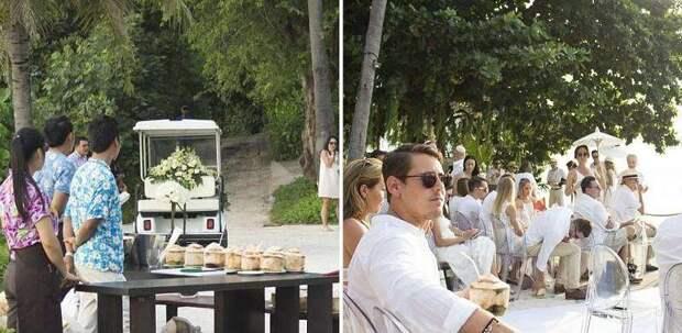 Невеста-диетолог 4 дня кормила 170 гостей свадьбы исключительно здоровой пищей
