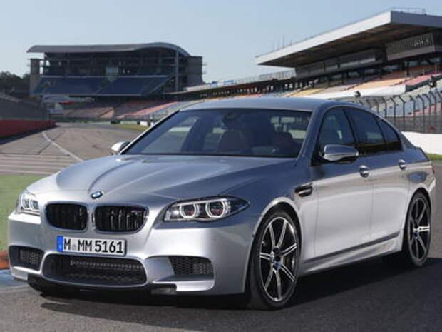 BMW M5 утратит третью педаль