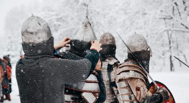 Русичи не собирались мириться с атакой на славянские поселения на Кавказе.