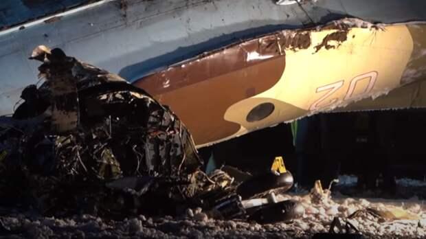Крушение Ан-26 на Камчатке могло произойти из-за непогоды