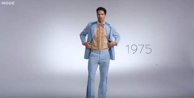 Как менялись мужские новогодние костюмы за последние 100 лет