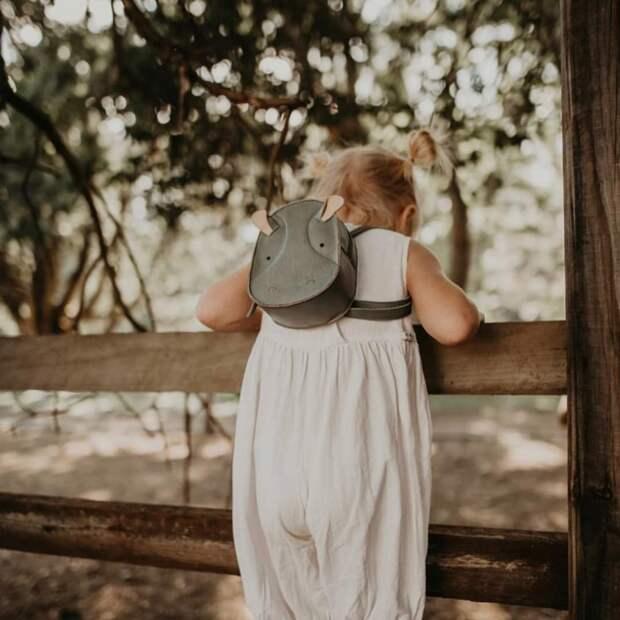 Милые рюкзачки и сумочки (подборка)