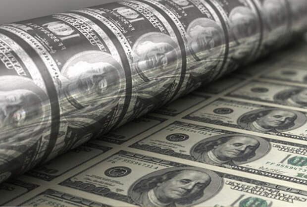 Алан Гринспен и денежный печатный станок ФРС США Золото и де…