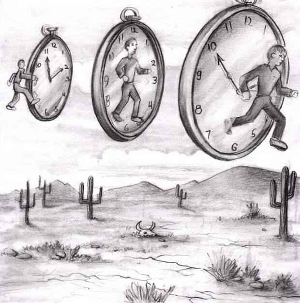 В прошлое или в будущее? Ваш выбор