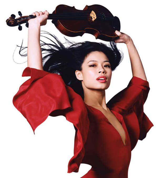 Песни 90-ых: Vanessa Mae - Storm