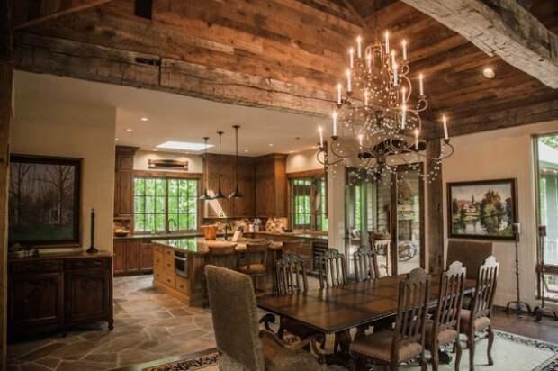 16. Design rural dining
