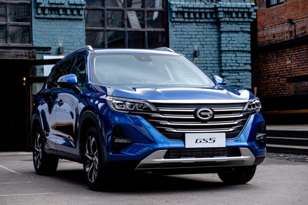 Ещё один китайский автозавод может начать выпуск машин в России