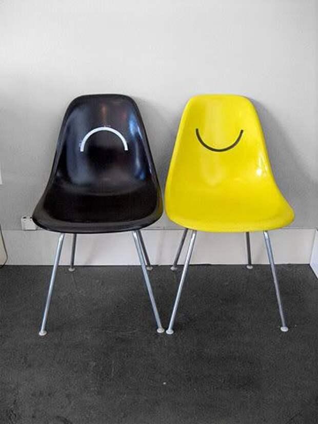 Эмоциональные  стульчики