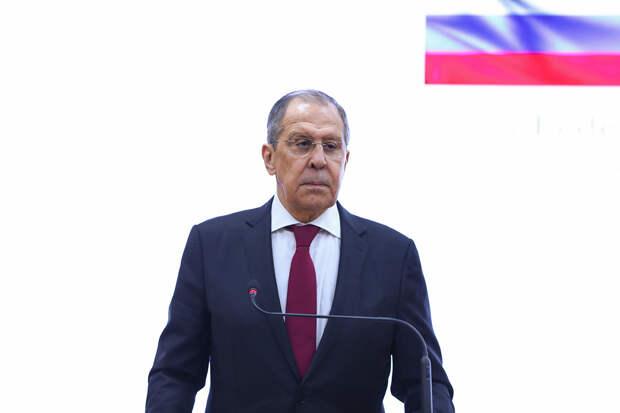 Лавров назвал «тупой» политику США в отношении России