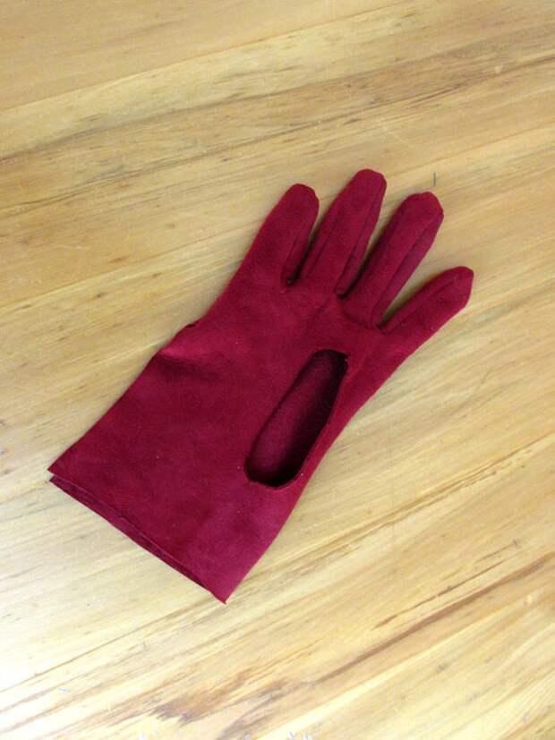 Кожаные перчатки своими руками (Diy)