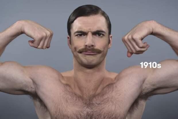 «Сто лет красоты»: как менялись мужские прически