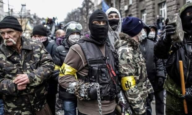 Ударный кулак с Украины. Андрей Бабицкий
