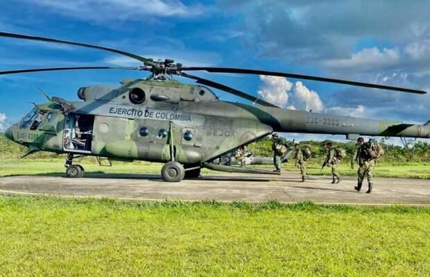 Infobae: Россия нацелилась на дестабилизацию Колумбии