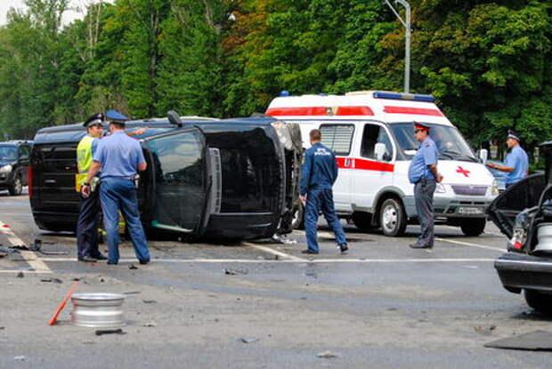Почему происходят аварии: рейтинг причин ДТП от экспертов ЗР