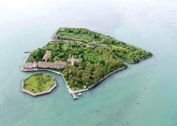 Повелья – остров чумы