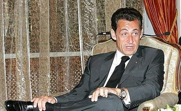 Экс-президента Франции могут приговорить к 4 тюрьмы