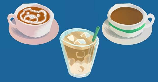 Моментальный кофе-тест: какая из тебя мать?