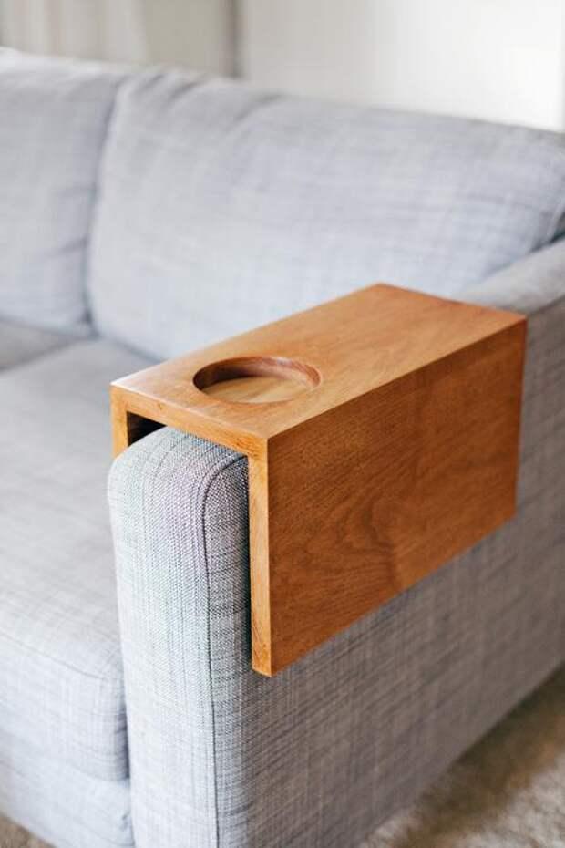 Столик для подлокотника