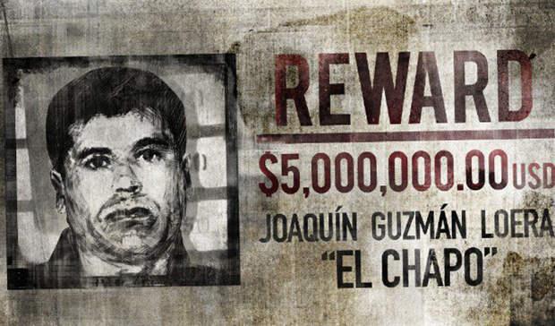 Эль Чапо: 5 фактов о самом одиозном наркобароне мира