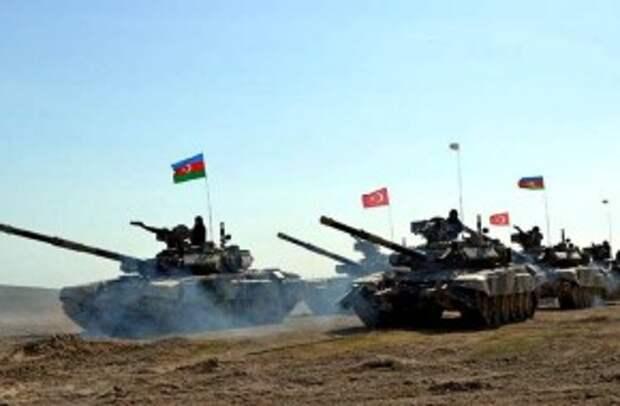 Игнорируя наказ Москвы: зачем Турция вводит войска в Азербайджан