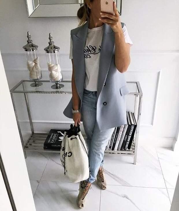 Красивые и универсальные модели верхней одежды на лето