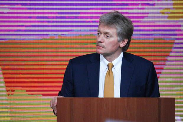 Песков рассказал о хорошем самочувствии Путина