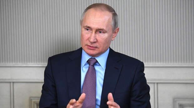 Путин перечислил темы грядущего послания Федеральному собранию