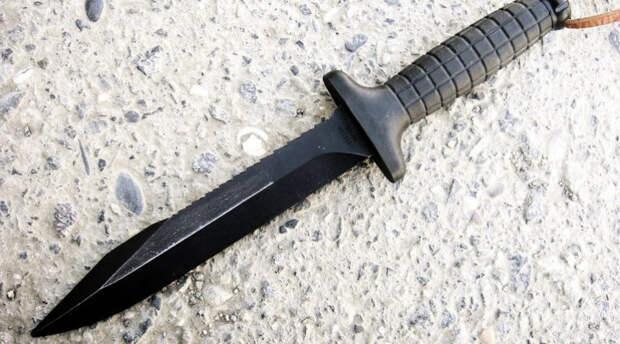 Как устроены ножи спецназа ГРУ
