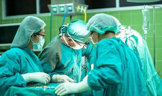 Уникальную нейрохирургическую операцию провели в Крыму