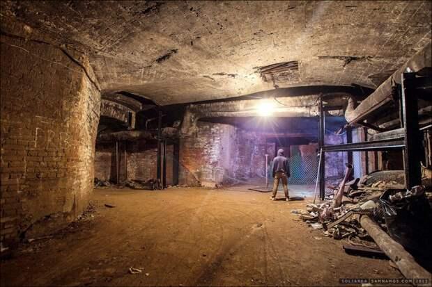 Катакомбы Солянки: подземелья в центре Москвы.Собянин в курсе история, москва, подземелье, факты