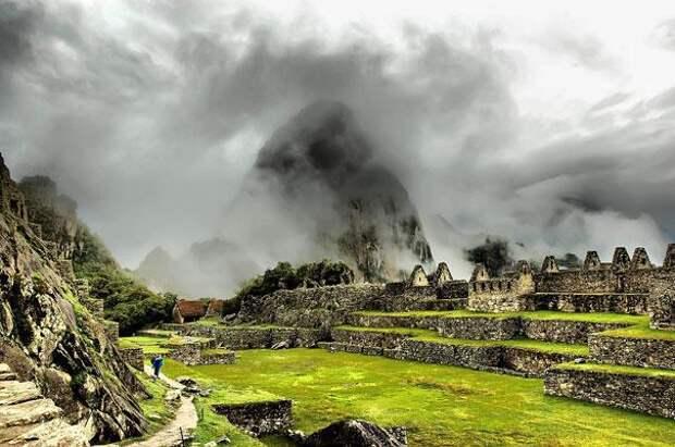 Мачу Пикчу (Перу) (2)