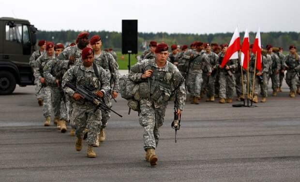 Командир армии США в Европе: «Русские легко могут остановить нас на этих направлениях»