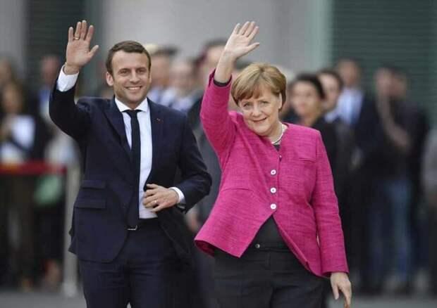 Кто рулит ЕС?