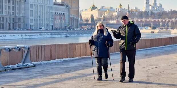 Собянин: домашний режим для пожилых людей станет рекомендательным. Фото: Ю. Иванко mos.ru