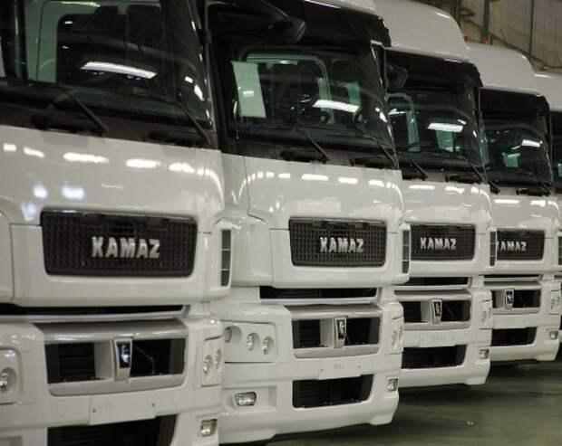 КАМАЗ начал сборку грузовиков в Азербайджане