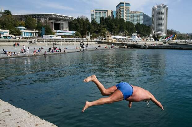 Стало известно, когда для туристов откроют Сочи и другие курорты Кубани