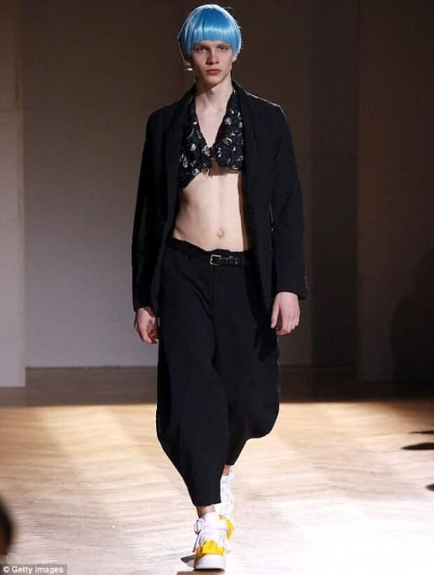 Мужская мода 2018 - 10 самых неожиданных мужских образов