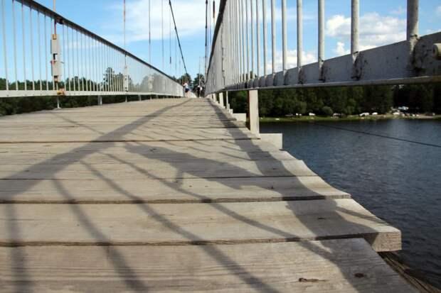 На ремонт моста через Ангару в Усть-Илимске привлекут федеральное финансирование