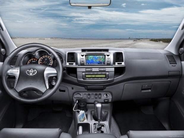 Toyota Hilux, 2005/2011 гг.
