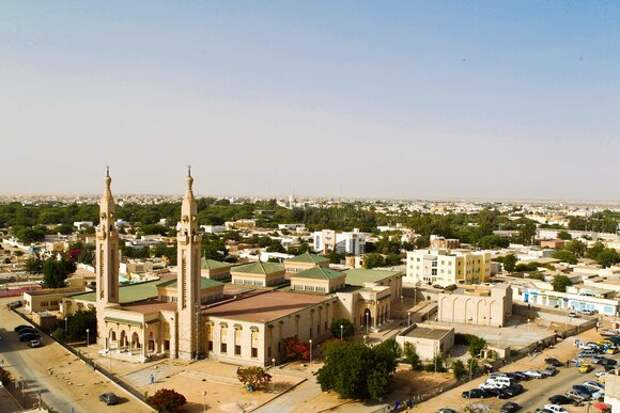 СМИ сообщили о захвате самолета в Мавритании