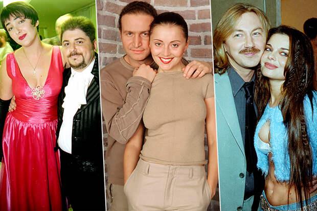Культовые пары эстрады 90-ых: от Пугачевой и Кузьмина до Агутина и Варум