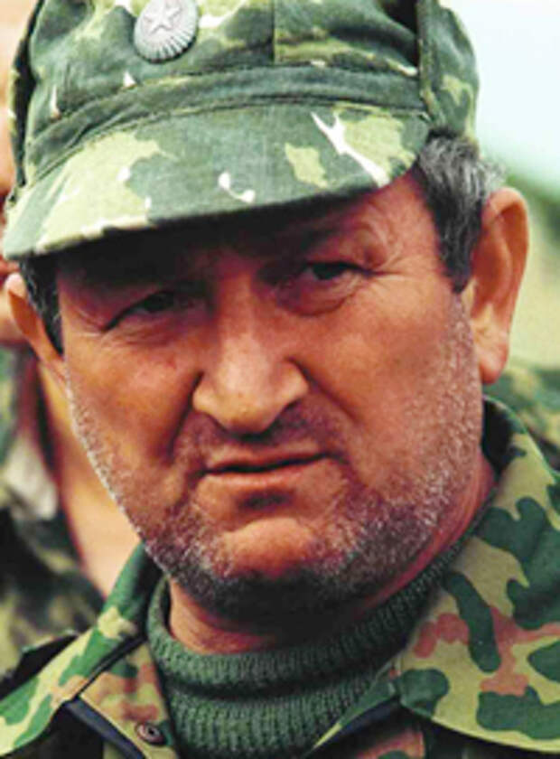 Легендарный Генерал Трошев.