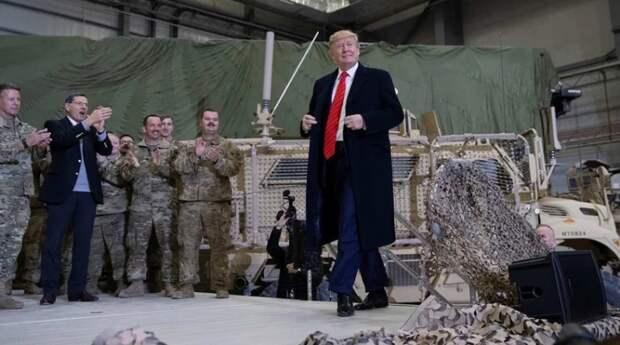 В Пентагоне опасаются, что Трамп введет в США военное положение