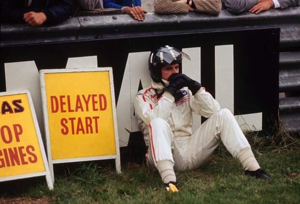 10 самых эпичных фотографий с гонок в истории