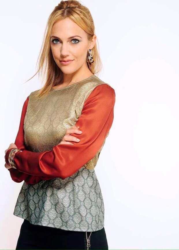 Самые прекрасные современные актрисы: Мерьем Узерли