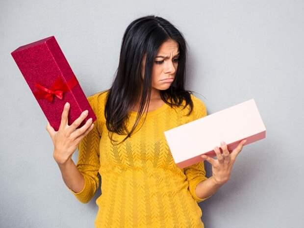 Как быть с подарком, который не понравился?