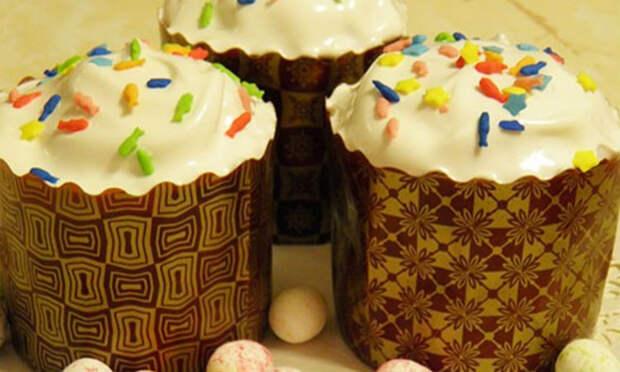 Блюда на Пасху: 3 потрясающих кулича