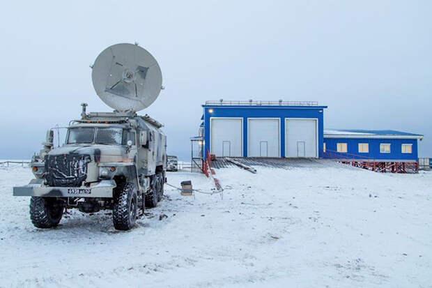 Как выглядит военная база РФ «Арктический трилистник» рядом с Северным полюсом