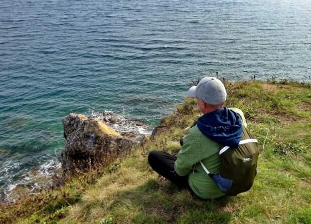Путешествие на остров Путятина (Японское море). На острове (часть 2)