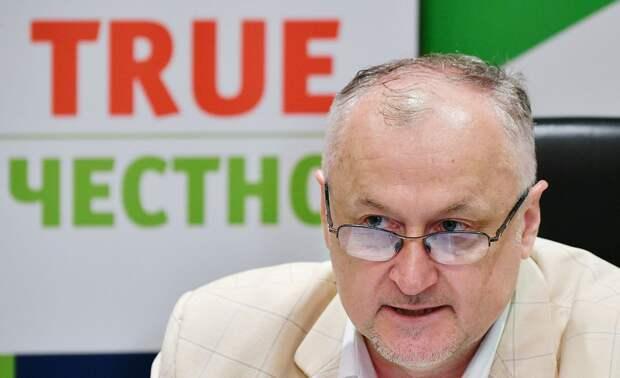 Ганус прокомментировал слухи об индивидуальных уроках английского за счет РУСАДА. Ранее его обвинили в растрате